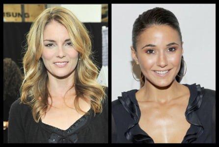 "Emmanuelle Chriqui Cast In Hulu's Psychic Drama Series ""Shut Eye"""